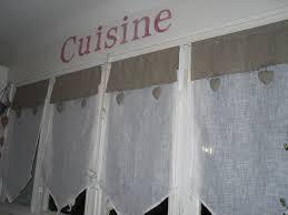 mod鑞e de rideaux de cuisine modele rideau de cuisine style japonais frais coton rustique