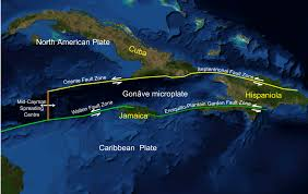 United States Fault Lines Map by Enriquillo U2013plantain Garden Fault Zone Wikipedia