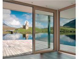 Wood Patio Doors And Wood Patio Door Innoview By Fakro