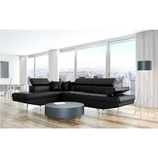 canapé avec coffre canapé d angle gauche convertible avec coffre noir achat