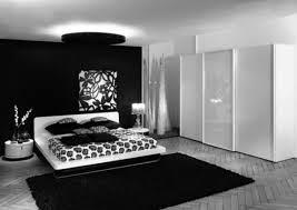 bedroom cozy black and white bedrooms design ideas