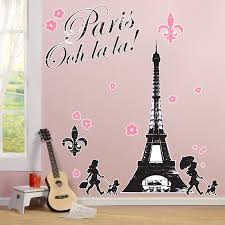 paris damask giant wall decals birthdayexpress com default image paris damask giant wall decals