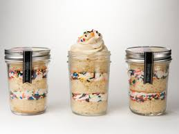 edible birthday gifts etsy finds 5 edible gifts packaged in jars rainbow