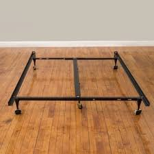 Metal Bed Frame Casters Size California King Frames For Less Overstock