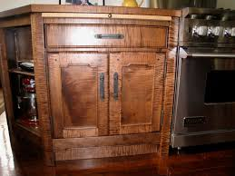 tiger maple wood kitchen cabinets david frisk when it comes to wood selection is