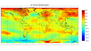 comments on the new rss lower tropospheric temperature dataset