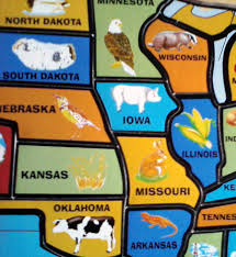 us map puzzle map puzzle of the united states every day i see a cow