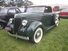 Vintage Ford Truck Australia - file 1936 ford model 48 roadster utility jpg wikimedia commons
