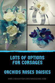 Turquoise Corsage The History Of The Prom Corsage And Boutonniere Enchanted