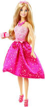 amazon com barbie happy birthday doll toys u0026 games