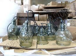 Seeded Glass Pendant Light Seeded Glass Pendant Light Fixtures Smoke Australia Pottery Barn