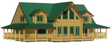 log homes with wrap around porches custom lakeview alpine hybrid with wrap around porch lazarus log