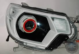 toyota tacoma hid fog lights 2014 toyota tacoma hid projector conversion headlight package