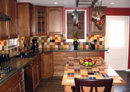 Backsplash Design Ideas For Kitchen Kitchen White Subway Tile Backsplash Kichen Ideas Glass Tiles