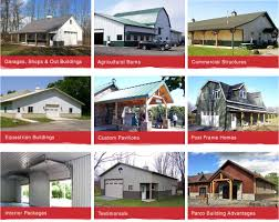 parco building systems inc post frame buildings in western ny