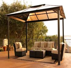 Replacement Canopy by Outdoor Replacement Canopy For Target Gazebo Gazebos At Lowes
