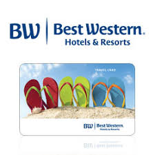 buy best western travel card gift cards at giftcertificates