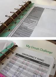 Challenge Setup My Great Challenge A5 Planner Setup And Supplies 2014