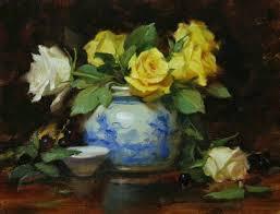 Robbins Flowers - 25 best art elizabeth robbins images on pinterest still life