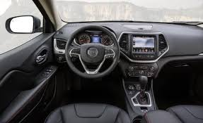 jeep car inside vwvortex com testdrove the cherokee trailhawk and absolutely