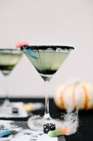 oogie boogie halloween cocktail let u0027s mingle blog
