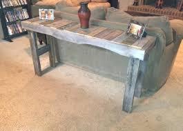 Diy Sofa Table Rustic Diy Sofa Table Best Ideas Diy Sofa Table