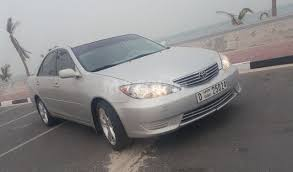 toyota camry 06 for sale used toyota camry 2006 car for sale in dubai 732978 yallamotor com