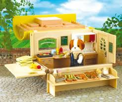 Calico Critters Play Table by Calico Critters Food Super Special Value Packs Teen Things