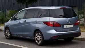 mazda mpv 2012 mazda mpv 3 generation facelift minivan wallpapers specs