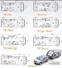 best travel trailer floor plans prowler travel trailer floor plans home improvements