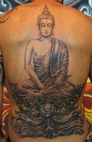 big meditating buddha tattoo on back jpg pagespeed ce mwnob2y7xw