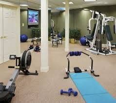 how to design a home gym with mirror wall ideas home interior