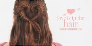 tutorial mengikat rambut kepang tutorial mengikat rambut bentuk hati yang romantis vemale com