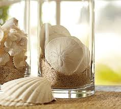 Sand Vase Natural Elements As Brilliant And Pricy Vase Filler Ideas Homesfeed