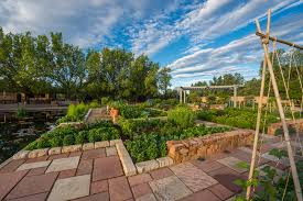 Denver Botanic Gardens Denver Co Le Potager Garden At Denver Botanic Gardens Mundus Bishop
