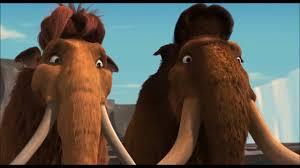 ice age 2 mammoths