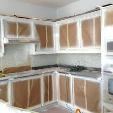 Respraying Kitchen Cabinets Paint Or Spray Kitchen Cabinets Spray Painting Kitchen Base