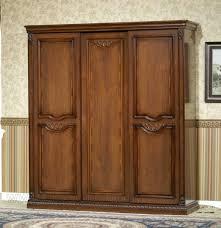 placard chambre pas cher armoire en bois massif meubles de maison chambre armoire conception