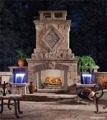 outdoor fireplace cost budgeting an outdoor fireplace hgtv
