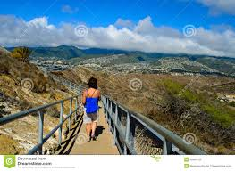 Hawaii site seeing stock image Image of mountain blue  30985125