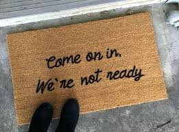 funny doormats doormats funny best funny doormats ideas on wife switch welcome