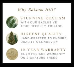 the balsam hill difference balsam hill