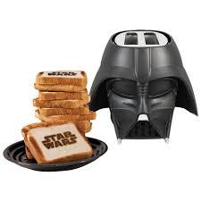 Wall Toaster Star Wars Darth Vader Cool Wall Toaster 2 Slice Black