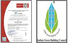 bureau veritas mumbai office shapoorji pallonji and company limited construction