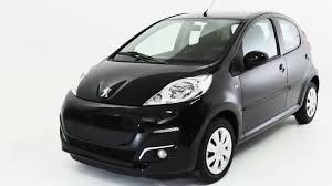 lease a peugeot private lease peugeot 107 zwart youtube
