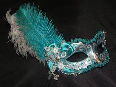 teal masquerade masks turquoise masquerade masks with feathers masquerade mask in