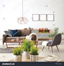 modern living room sofa armchair vase stock photo 518556037 modern living room sofa and armchair with vase of grass modern lamp