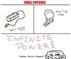 Troll Physics Meme - troll physics story time