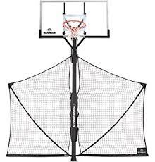 black friday basketball hoop amazon com spalding nba in ground basketball system 54