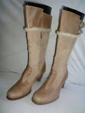 ugg s zip boots ugg australia s high 3 in and up leather zip boots ebay